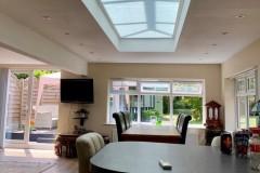 Roof-Lantern-Blind Open