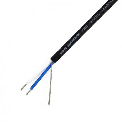 Van Damme Pro Grade Classic XKE 1 pair install cable 1 metre length
